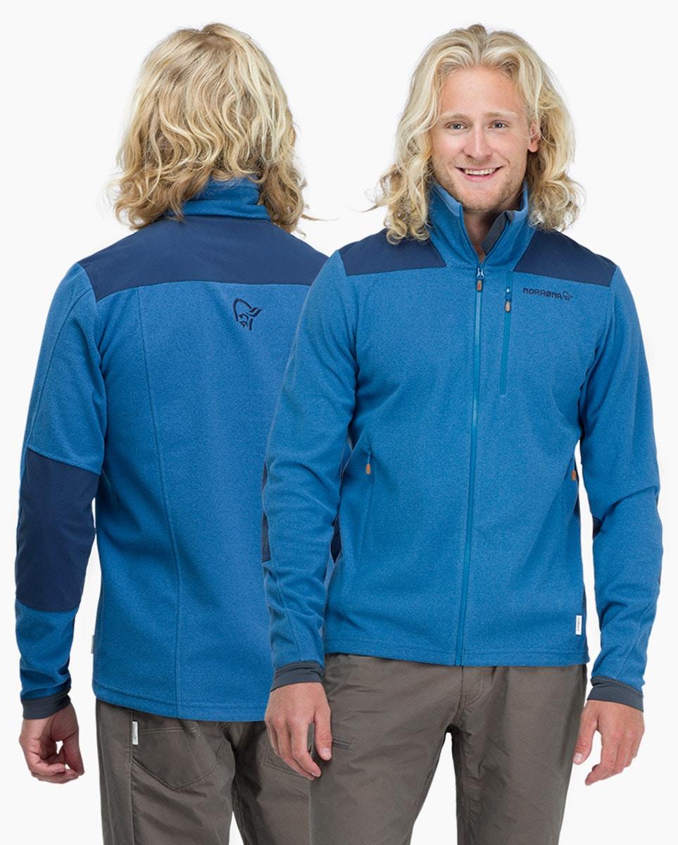Norrøna Svalbard Warm1 Jacket Herr