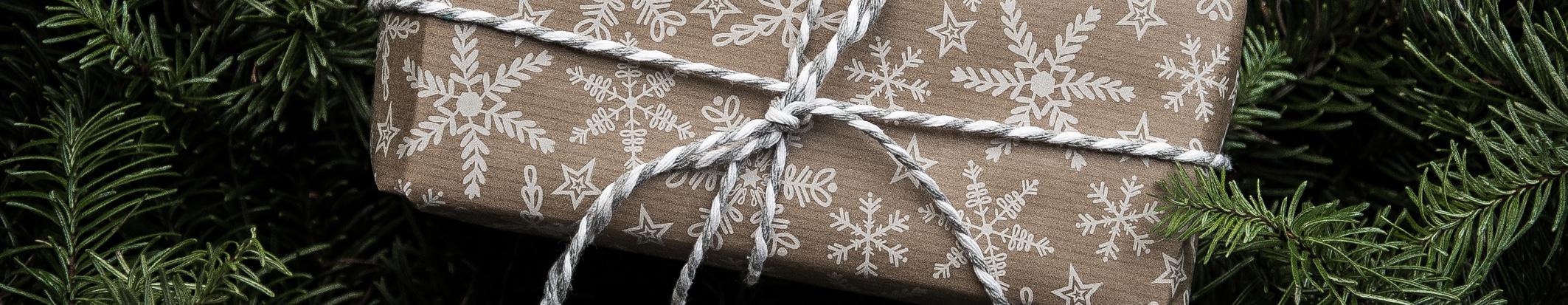 julklappsrim snygg väska