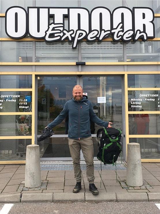 outdoorexperten butik stockholm
