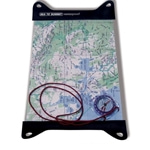 Sea to Summit TPU Guide Map Case, Small