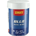 Start Kick Wax Blue