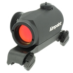 Aimpoint Micro H-1 2 MOA with Blaser Saddle Mount