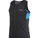 Craft Cool Singlet with mesh M