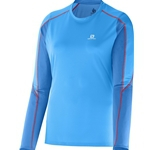 Salomon Trail Runner LS Tee W