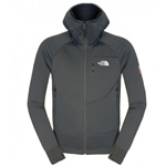 The North Face M's Granular Hooded Fleece Jacket