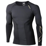 2XU Elite Compression L/S Top M