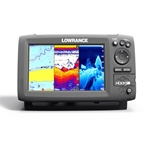 Lowrance Hook-7 Base Mid/High/Downscan