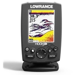 Lowrance Hook-3X with 83/200