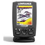 Lowrance Hook-3X All-Season Pack with 83/200 and EU Plug Adaptor