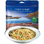 Trek'n Eat Lax med pesto och pasta