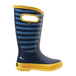 Bogs Rain Boots Stripes Kids