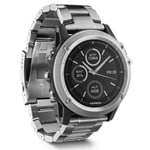 Garmin Fenix 3 HR, Glass/Titanium,Silver