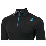 Aclima DoubleWool Polo with Zip Man