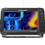 Lowrance HDS-9 Carbon ROW Med/High/TotalScan Bundle