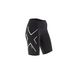 2XU Hyoptik Mid-Rise Compression Shorts W