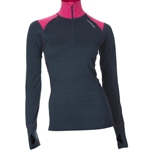 Ulvang Training Turtle Neck W/Zip Ws
