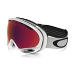 Oakley A Frame 2.0 Polished White Prizm Torch Iridium