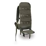 Eberlestock Mainframe Pack, Military Green, packsystem