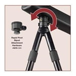 Stoney Point Rapid Pivot Bipod/Tripod Attachment