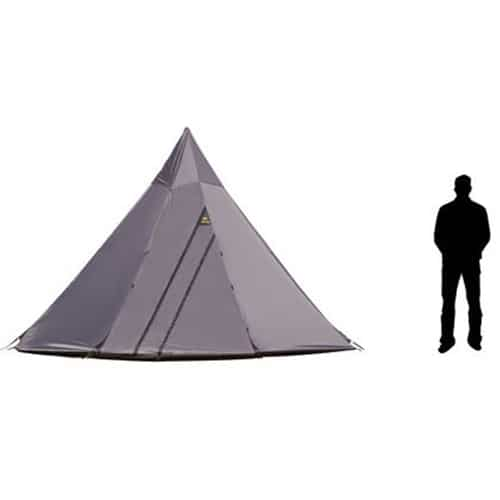 Tipitält Tält Tälta & sova Utrustning