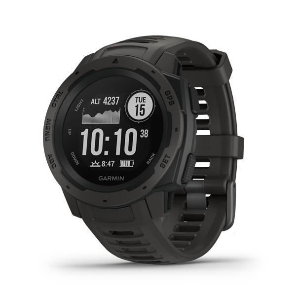 ab10f7a95c97 Köp Garmin Instinct Graphite - Utrustning - Klockor | Outdoorexperten