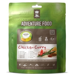 Adventure Food Chicken Curry, enkelportion