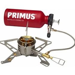 Läs mer om Primus OmniFuel II med bränsleflaska och påse