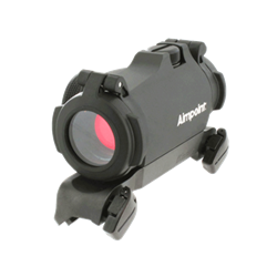 Aimpoint Micro H-2 2 MOA with Blaser Saddle Mount