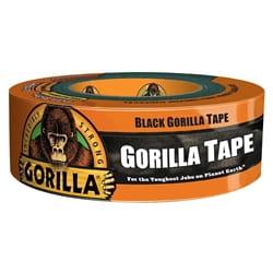 Gorilla Tape 11 m, svart