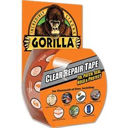 Gorilla Duct Tape 8.2 m, clear