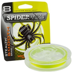 Spiderwire Stealth Smooth 150m Yellow