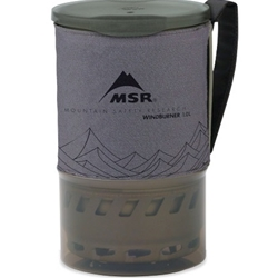 MSR WindBurner 1.0L Accessory Pot