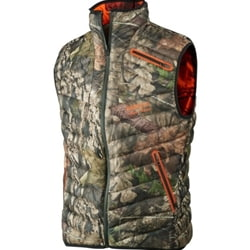 Härkila Moose Hunter Reversible Down Waistcoat