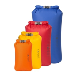 Exped Fold Drybag BS XS-L 4-Pack