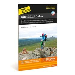 Calazo Idre & Lofsdalen 1:50.000