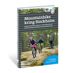 Calazo Mountainbike Kring Stockholm, 2A Uppl