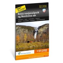 Calazo Reisa Nasjonalpark Og Nordreisa Sör