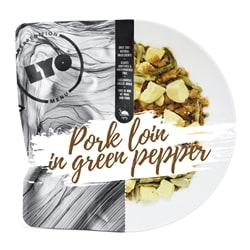 Lyofood Pork Loin In Green Pepper Sauce 500 G