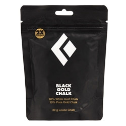 Black Diamond 30g Black Gold Chalk - Klätterkrita blandat med Upsalite