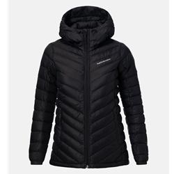 Peak Performance W Frost Down Hooded Jacket