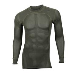 Aclima Woolnet Crew Neck Shirt Man