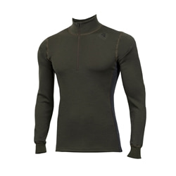 Aclima Warmwool Mock Neck Shirt Man