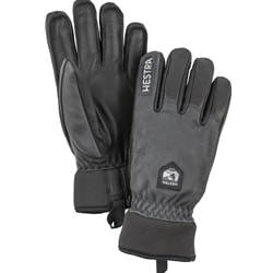 Hestra Army Leather Wool Terry - 5 Finger