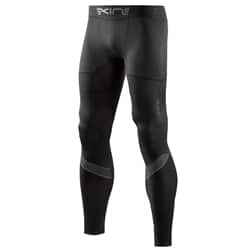 Skins Dnamic Ultimate Starlight Mens Long Tights - Kompressionstights för herrar med smarta reflexdetaljer