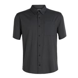 Icebreaker Mens Compass Ss Shirt