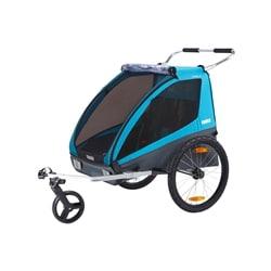 Thule Coaster XT Bike Trailer+stroll