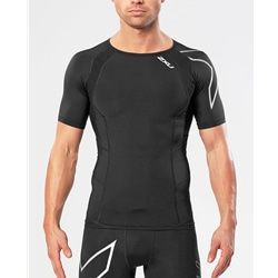 2Xu Compression S/S Top Men - T-shirt med kompression för herrar