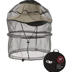 Outdoor Research Deluxe Spring Ring Headnet, mygghuva