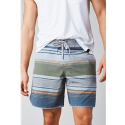 United By Blue Seabed Scallop Board Short