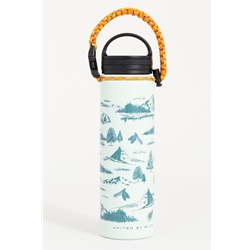 United By Blue Mountain Vista 22Oz Stainless Steel Bottle är en termosflaska i rostfritt stål.
